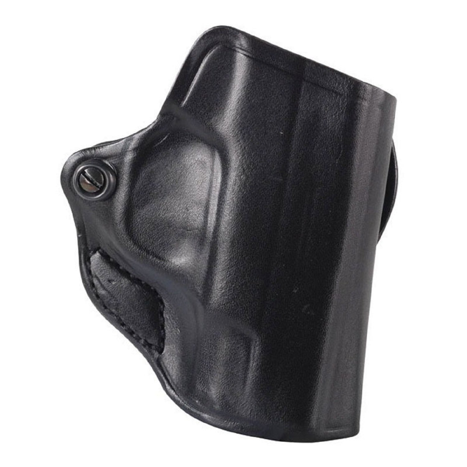 DeSantis 4007528 Mini Scabbard Black Right Hand Glock 43 by DeSantis