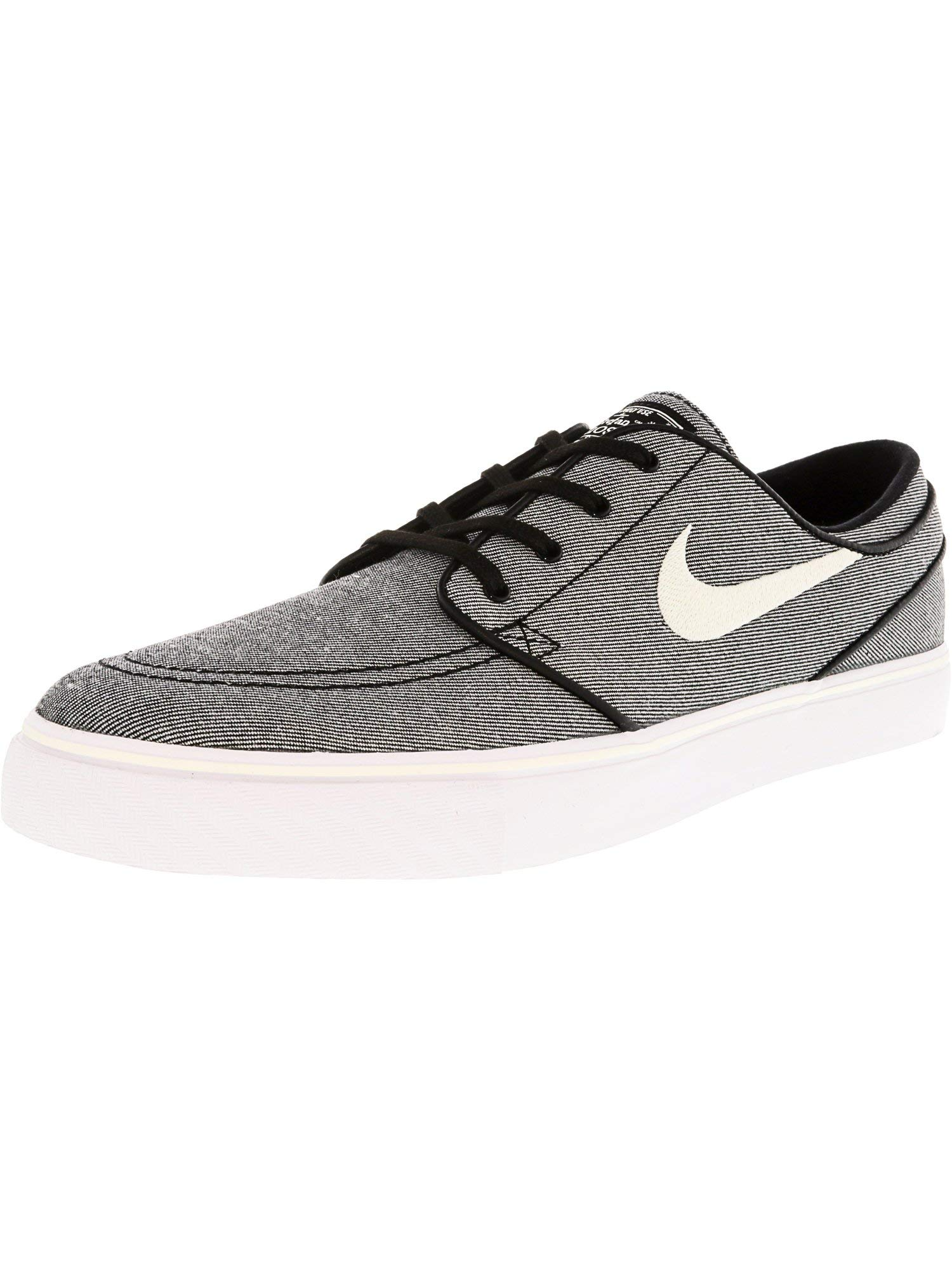 8307c6898501 Galleon - Nike SB Zoom Stefan Janoski Canvas Black