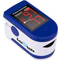 Zacurate Fingertip Pulse Oximeter Blood Oxygen Saturation Monitor
