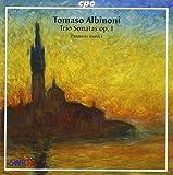 アルビノーニ:トリオソナタ集 Op.1