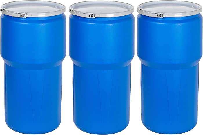 Top 10 Food Service 15 Gallon Drum