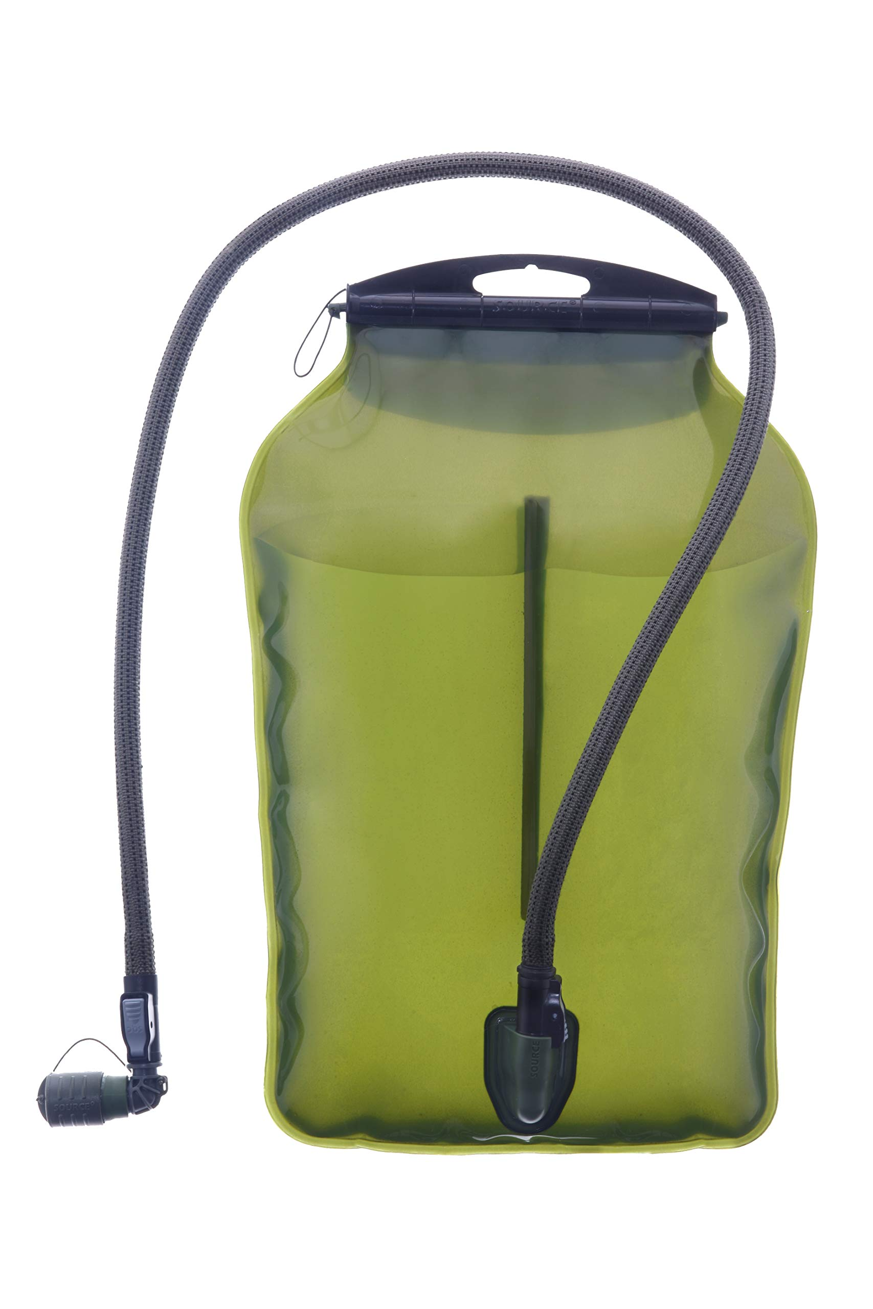 Source Tactical Gear Widepac Low Profile 3-Liter Hydration Pack, Foliage by Source Tactical Gear