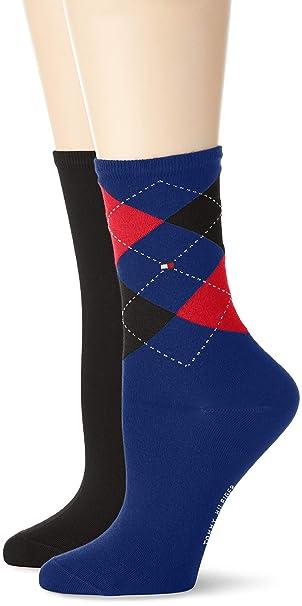 Tommy Hilfiger 443016001 - Calcetines Para Mujer: Amazon.es: Ropa y accesorios
