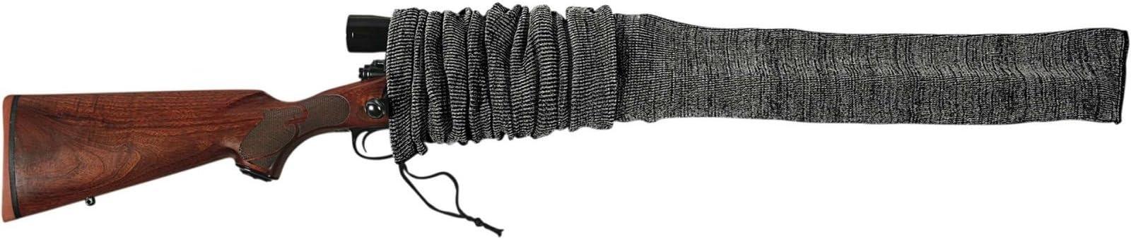 Allen Oversized Knit Gun Sock for Guns w// Scopes 13105 NEW