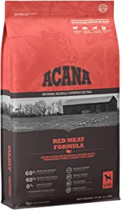ACANA Protein Rich - Real Meat Dry Dog Food