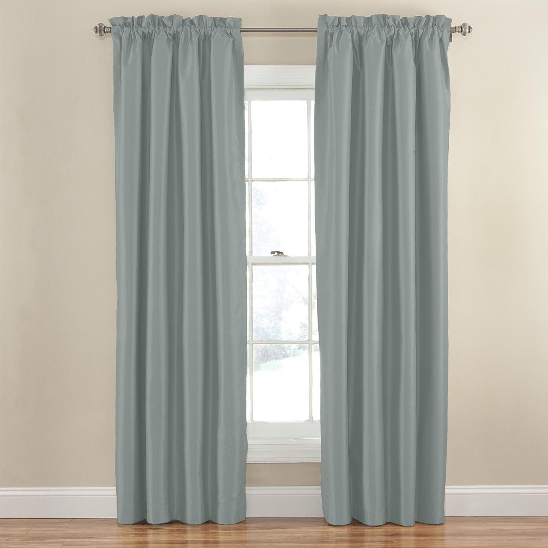 Panel de cortina de ventana eclipse hayden so envio for Como blanquear cortinas
