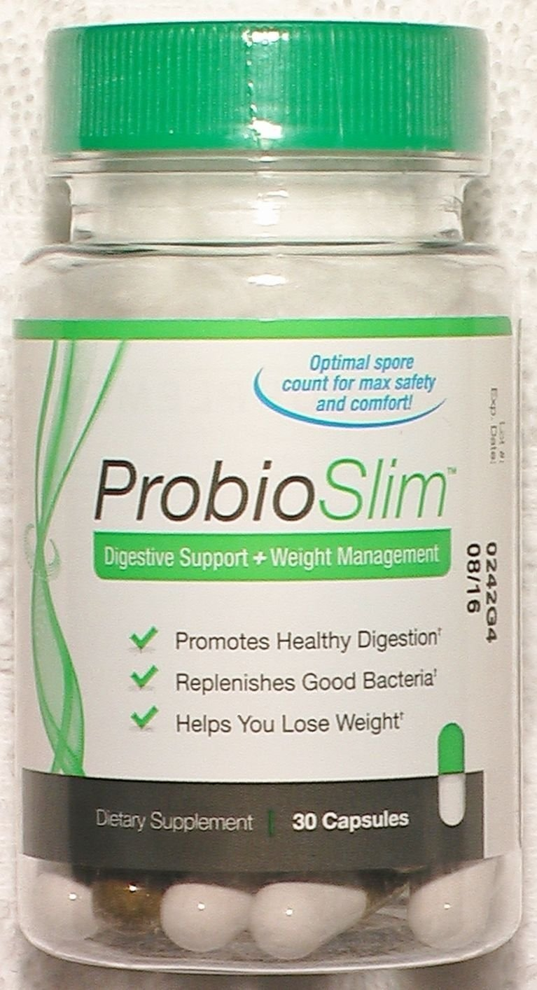 ProbioSlim Digestive Support and Weight Management (90 count)