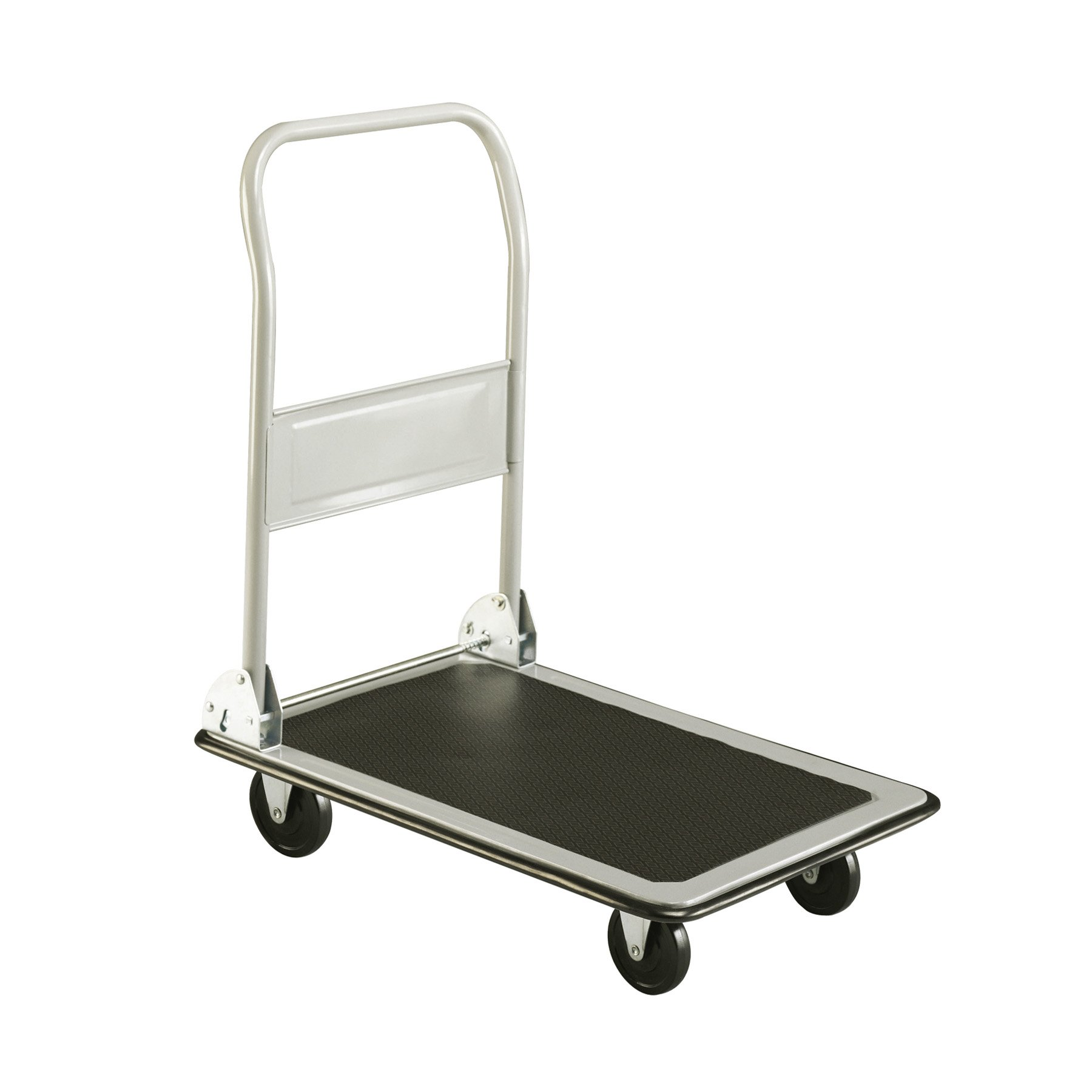 Safco Products 4063 Tuff Truck Large Platform Utility Hand Truck, Gray