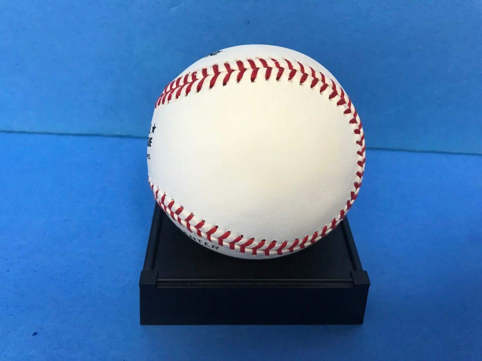 Benito Santiago San Diego Padres Fan Favorite Signed Autograph Baseball