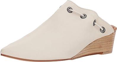 Amazon Com Free People Versailles Mule Cream 38 Sandals