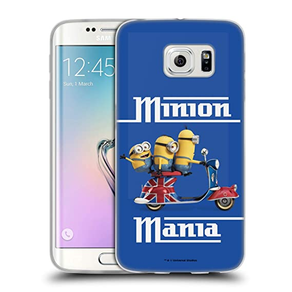 best sneakers bf4c0 201f1 Amazon.com: Official Minions Union Jack Scooter Minion British ...