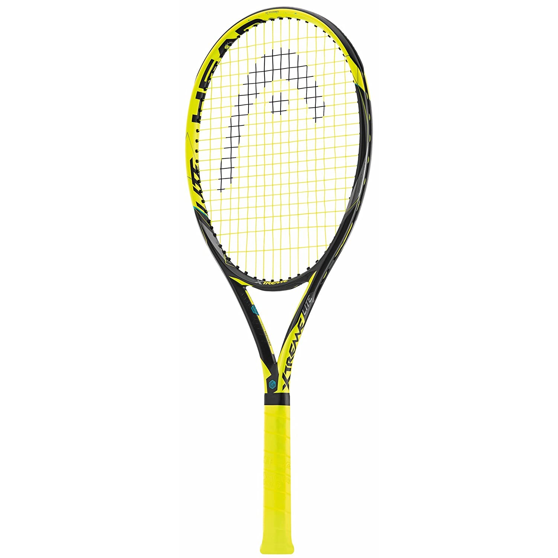 Amazon.com : |VuTenniscom| Head Graphene Touch Extreme Lite Tennis Racquet, Free String (#3 [4 3/8]) : Sports & Outdoors