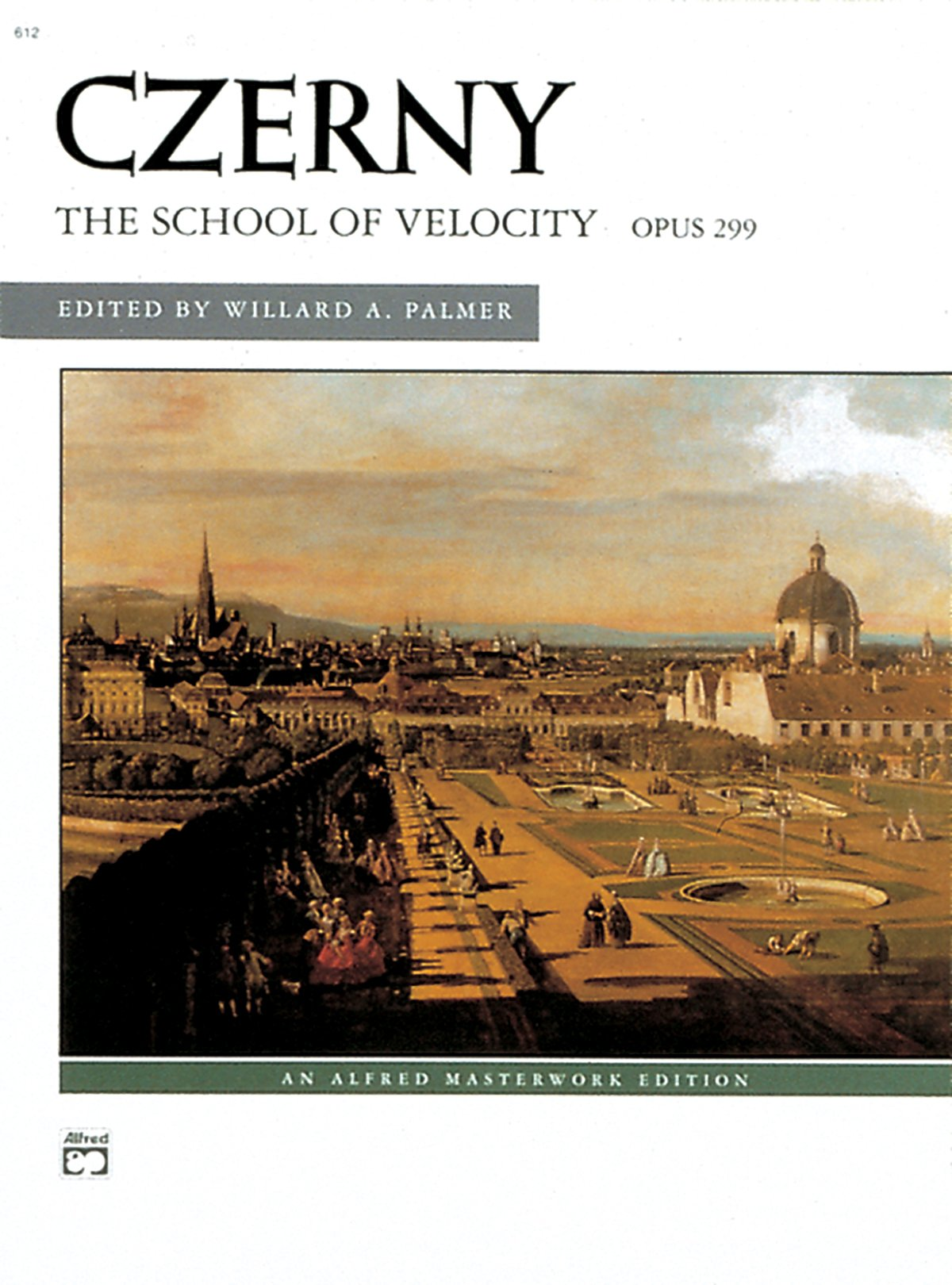 Czerny: The School of Velocity, Opus 299 for the Piano