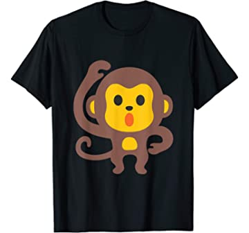 09ff199a Amazon.com: Dabbing Monkey T-Shirt Funny Dab Gift: Clothing