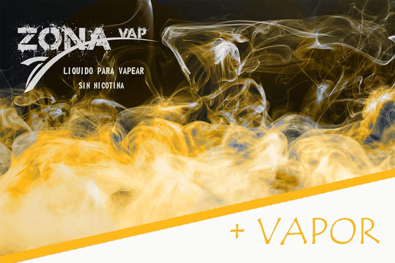 Zona Vap Gominolas de Plátano 50ml E líquido Liquido Vaper Para Cigarros electronicos 60VG/40PG E Liquid Cigarrillo Electronico Premium Vapear 0mg ...
