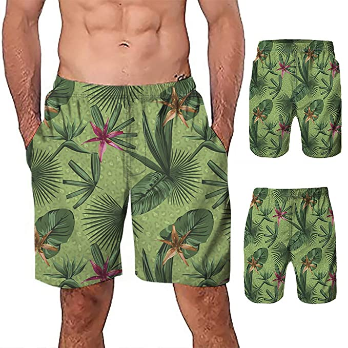 Cocoty-Store 2019 Bañadores de Natación Hombre Pantalones Cortos ...