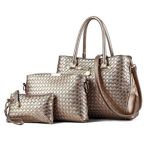 Alidear 2017 Nuevo Mujeres Bag Bolsos bandolera Mutil Function Bag Crossbody Bag Tote Carteras de mano