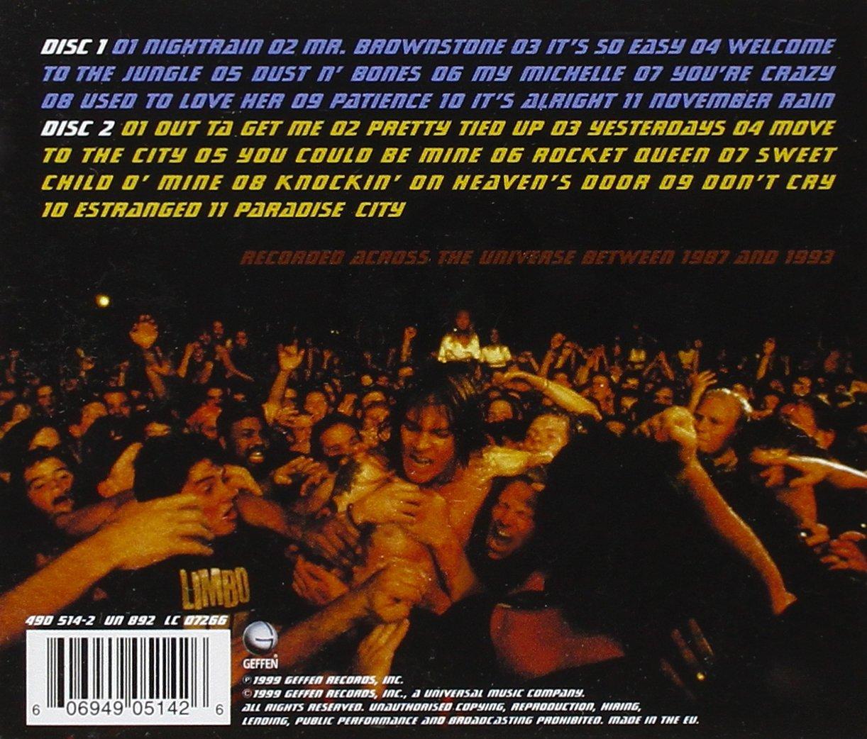 Live Era '87-'93 by Interscope