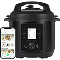 CHEF iQ Smart Cooker, World's Easiest to Use PressureCooker, Seamlessly Connects with App for Foolproof Recipes, Full…