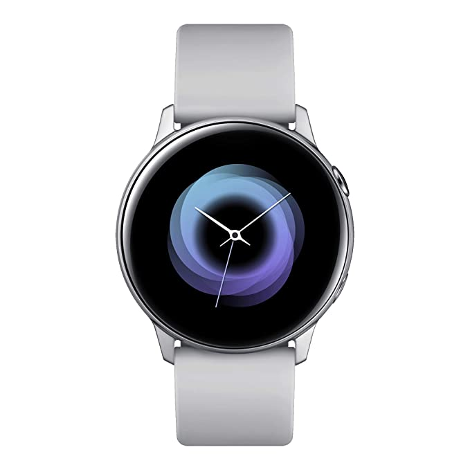 Samsung Galaxy Watch Active Smartwatch Tizen, Bluetooth ...
