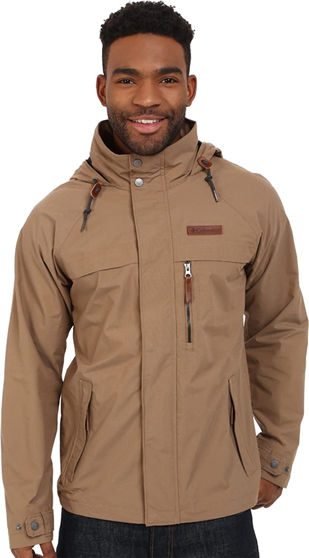 Columbia Mens Good Ways Jacket