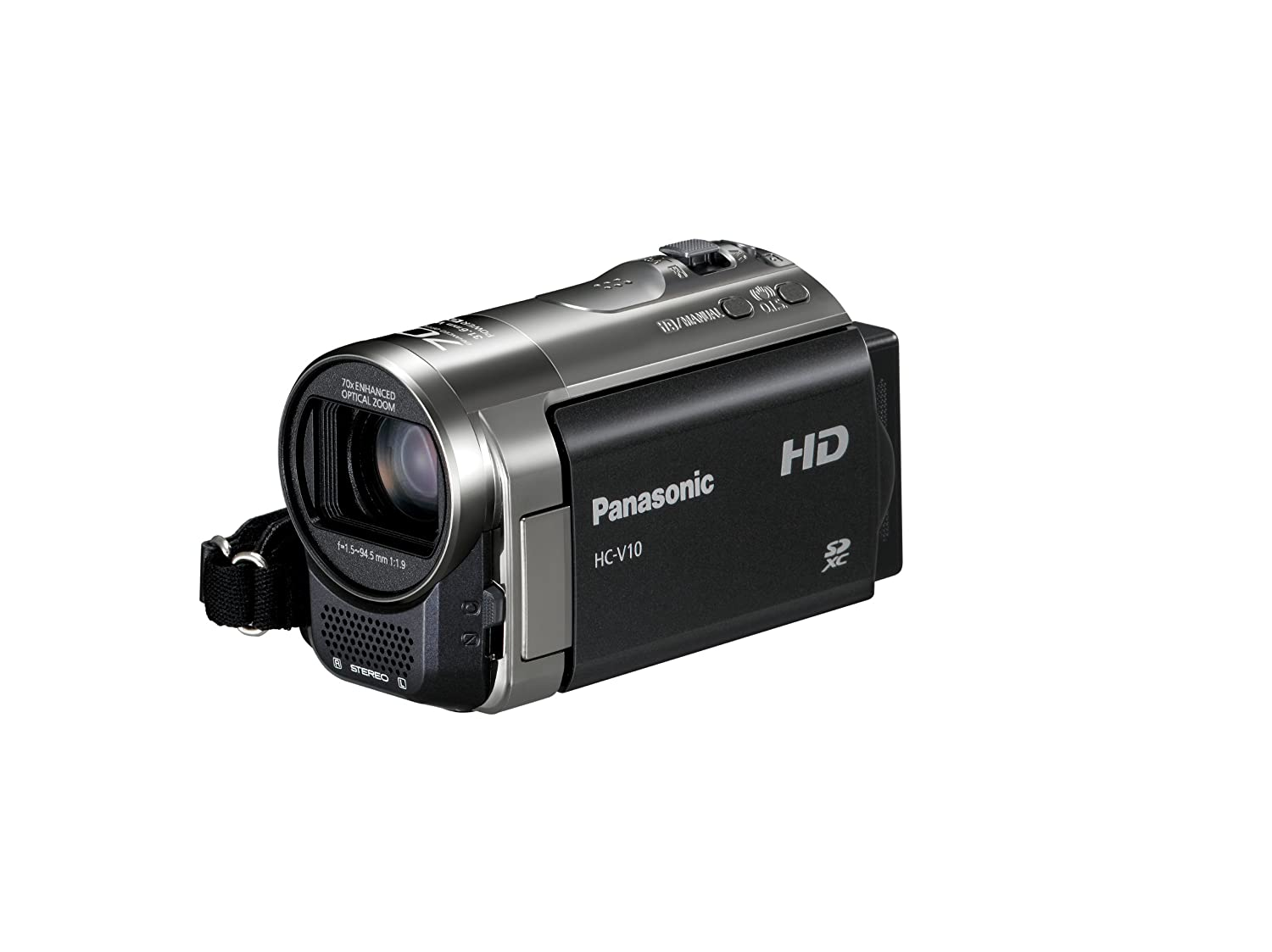 Huge Step Forw Panasonic Hc Tipos De Cancer Vx985 4k Ultra Hd Camcorder Amazoncom V10k 70x Optical Zoom Sd Black