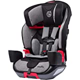 Evenflo Transitions 3 In 1 Combination Booster Car Seat - Grey, 10 Kg
