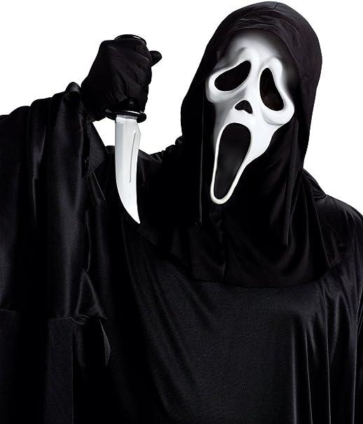 Scream Set Mega Disfraz con licencia oficial de Original Estados ...