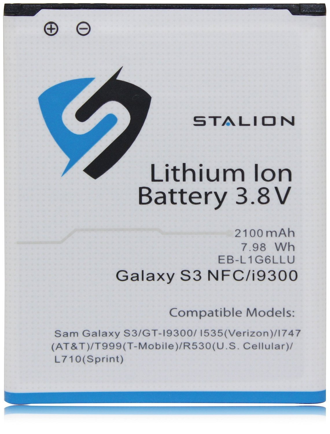 Samsung galaxy battery s3 verizon - Amazon Com Galaxy S3 Battery Stalion Strength Replacement 2100mah Li Ion Battery For Samsung Galaxy S3 Siii 24 Month Warranty With Nfc Chip Google