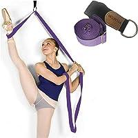 Beenbrancard band op deur - Word flexibeler - Ballet Yoga Pilates Flexibiliteit Trainer om been stretching te verbeteren…