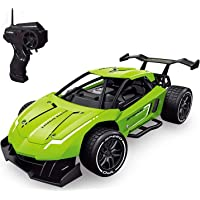 ZMZS Remote Control Car RC Car for Boys High Speed Lamborghini 1/16 Alloy Rechargeable Electric Car Toy Car 2.4Ghz