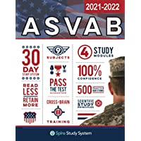 ASVAB Study Guide: Spire Study System & ASVAB Test Prep Guide with ASVAB Practice Test Review Questions for the Armed…