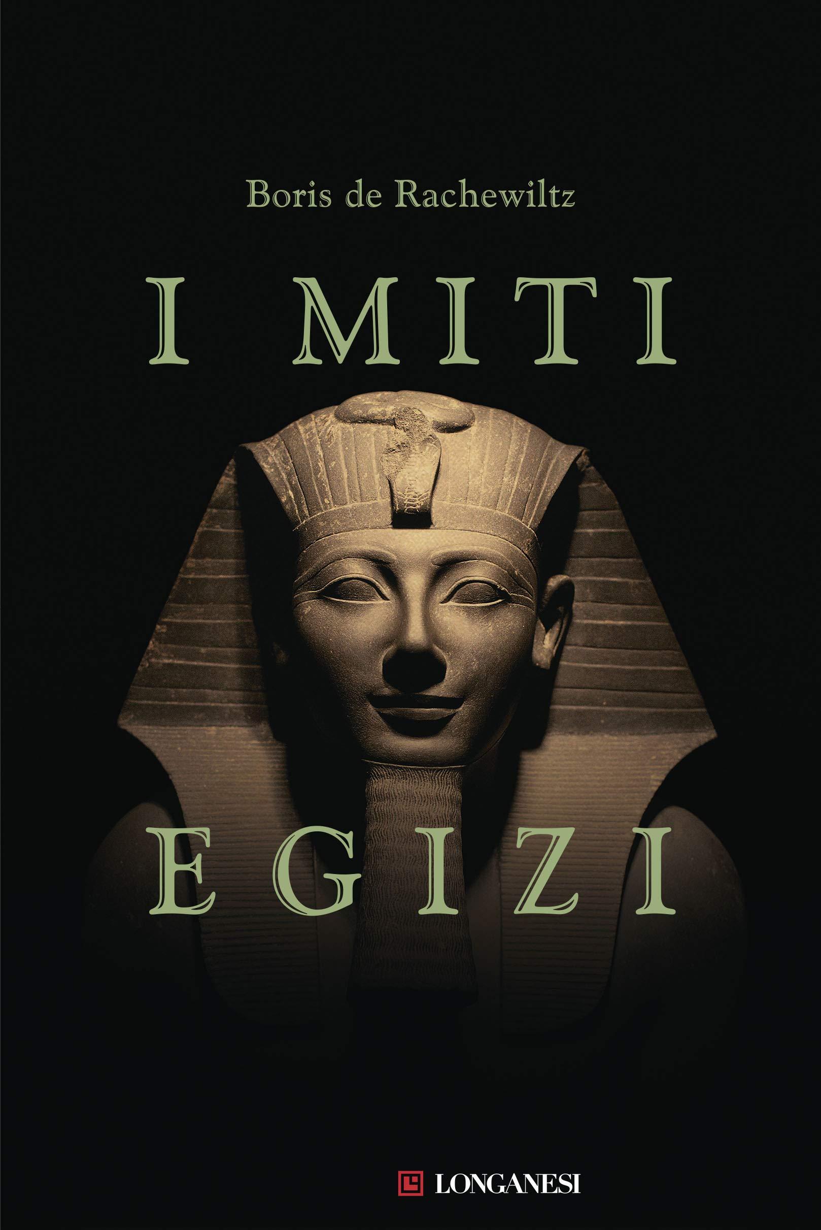 Amazonit I Miti Egizi Boris De Rachewiltz Libri