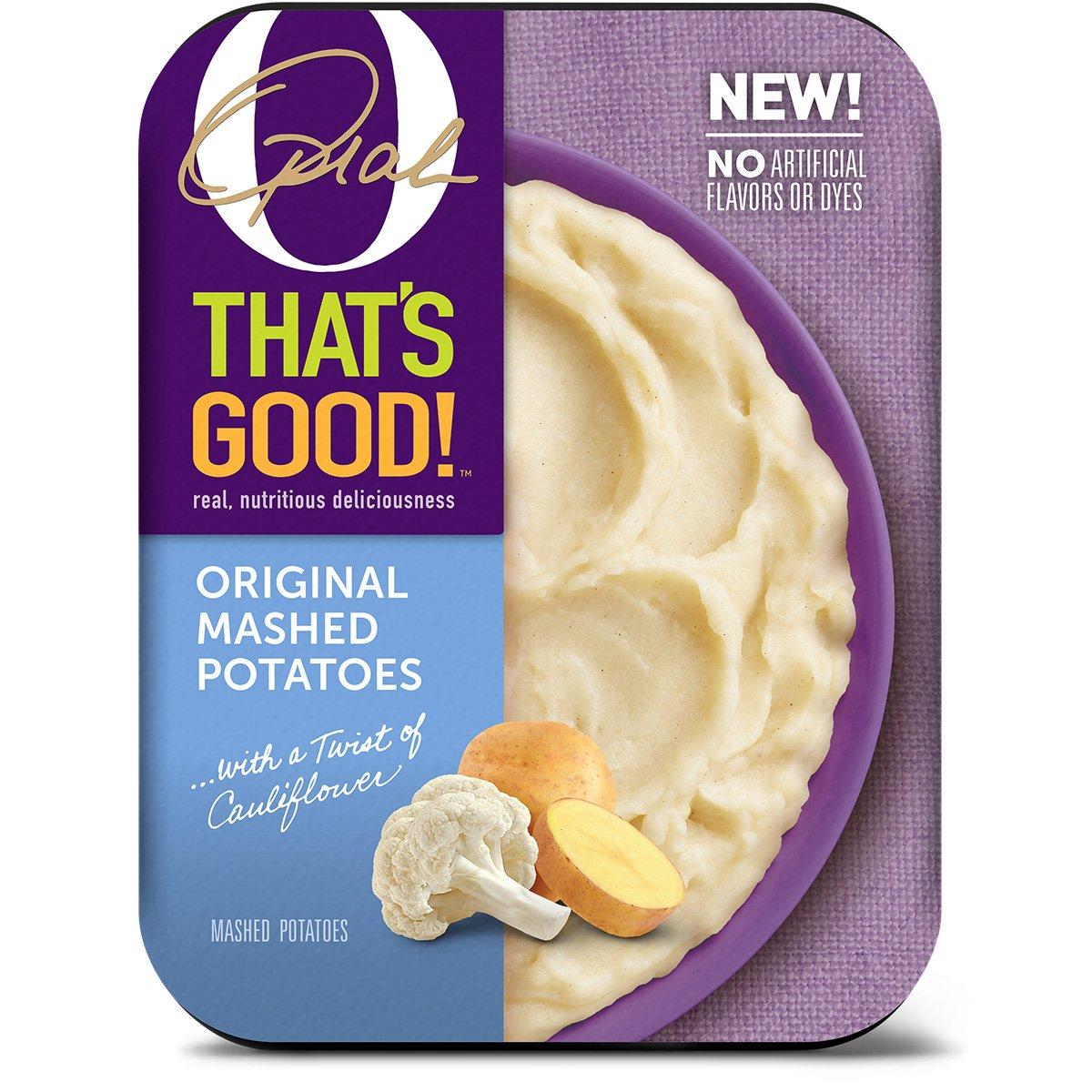 O Thats Good Original Mashed Potatoes Side With Cauliflower 20