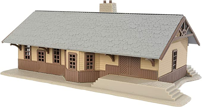 Walthers Trainline Iron Ridge Station Train