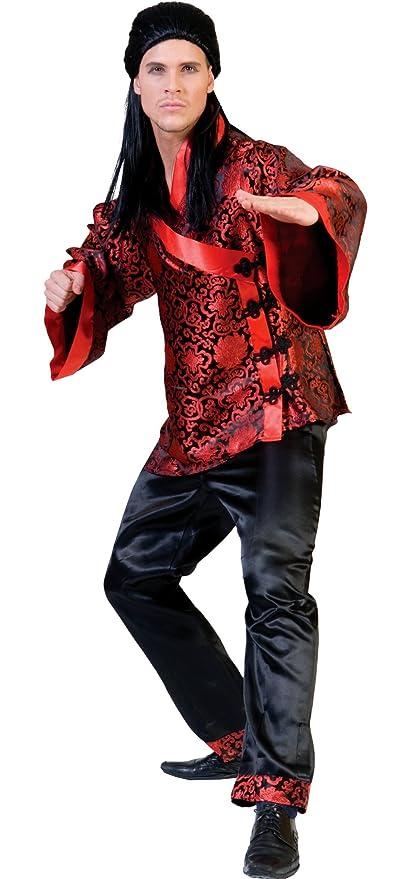 Japonés hombre adulto traje rojo Tomoka: Amazon.es: Deportes ...