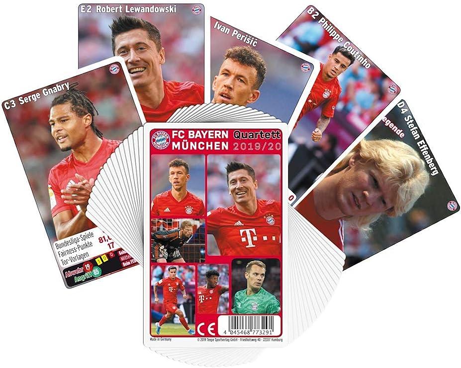 FC Bayern M/ünchen Quartett 2010//2011 Fix10