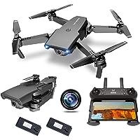 Neheme NH525 Foldable Drones with 720P HD Camera (Black)