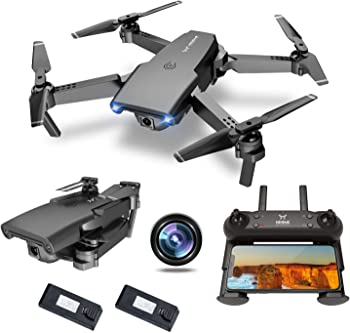 Neheme NH525 Foldable Drones with 720P HD Camera