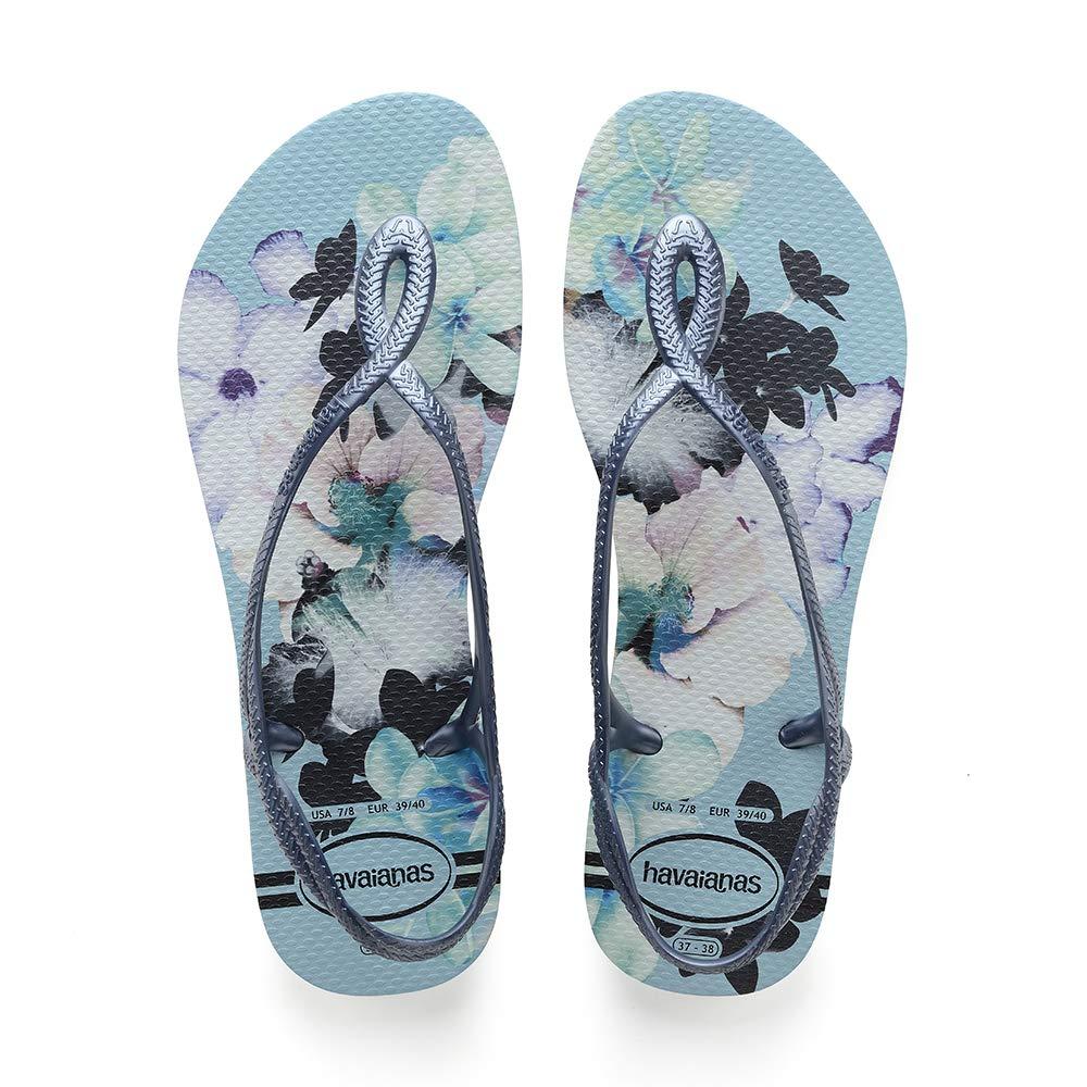 a7d87ff23 Havaianas Women s Luna Print Sandals  Amazon.co.uk  Shoes   Bags