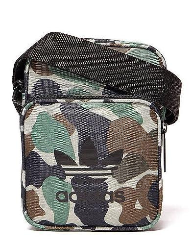 Adidas Originals Camo Mini Small Bag Shoulder Messenger Airliner Bag CY8473 610ef731b814f