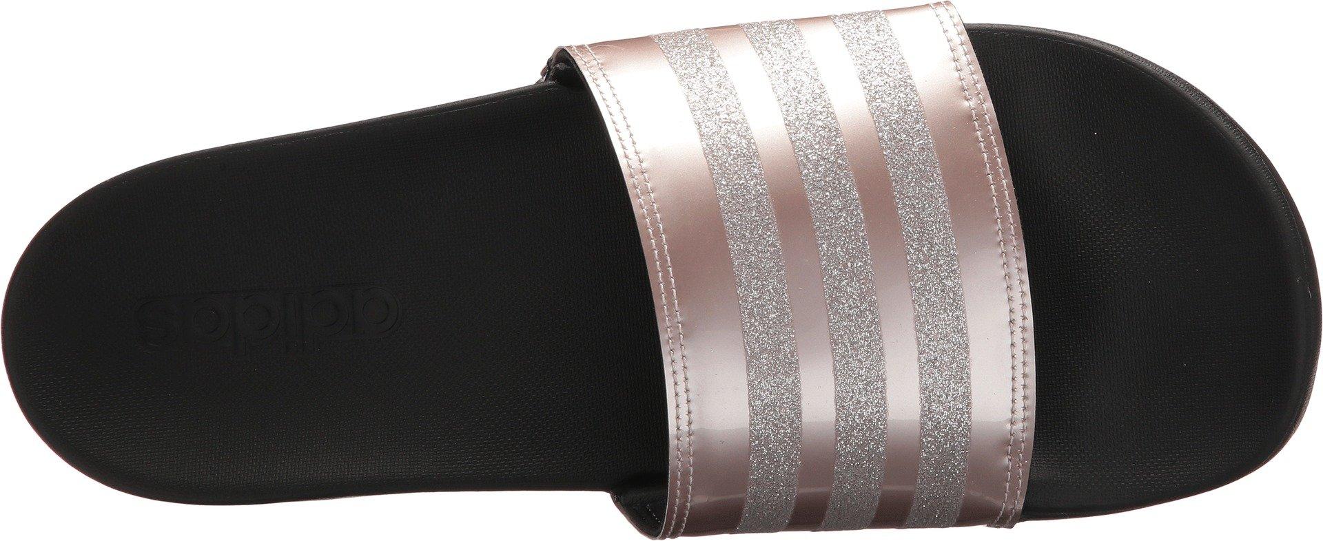 new arrival 005d3 e9f85 adidas Performance Womens Adilette CF+ Explorer W Sport Sandal, Vapour  Grey Met, Vapour Grey Met.Fabric, Core Black, 7 M US - B75679-054-7 M US   Sport ...