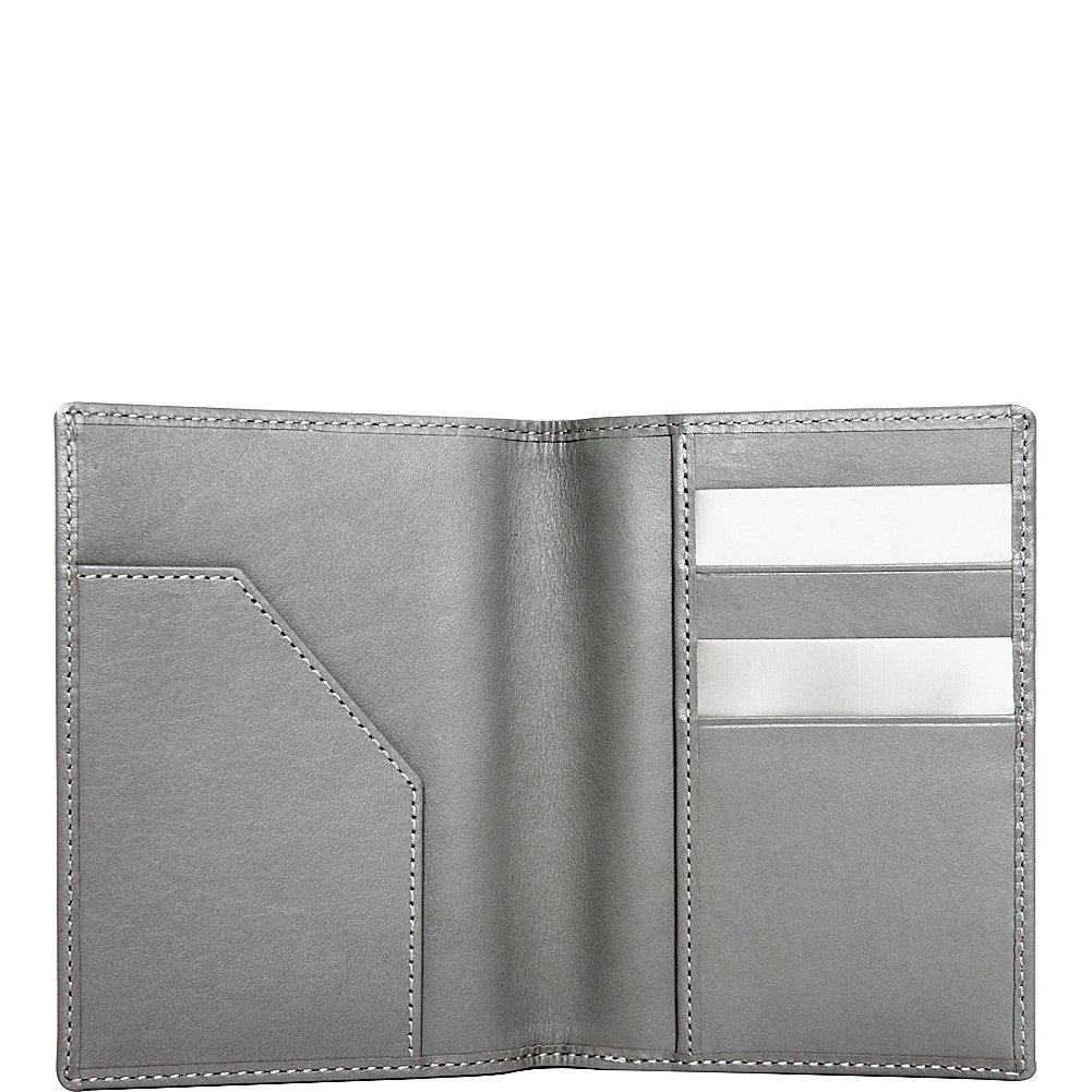 RFID Blocking Stewart//Stand Steel Passport Cover