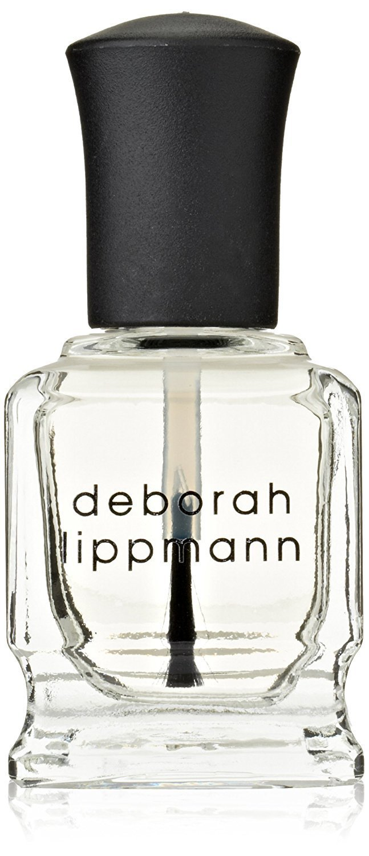 Deborah Lippmann Addicted To Speed Super Quick-Drying Top Coat, 0.5 Fluid Ounce