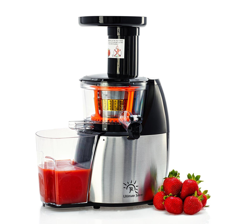 JR 6000 extractor de zumo de frío y de rotación lente para ...