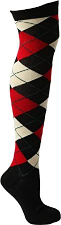 Foot Traffic Over The Knee Women's Novelty Socks by Foot Traffic