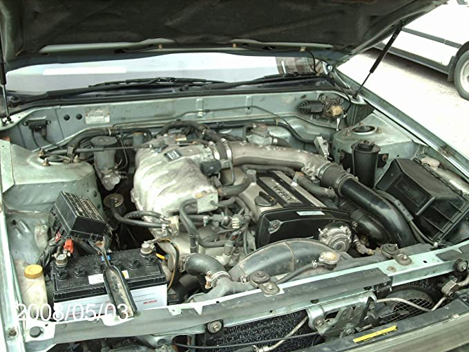 Amazon.com: DD Aluminum Radiator For Cefiro A31 Laurel Altima Maxima RB20DET Turbo 89-94: Automotive