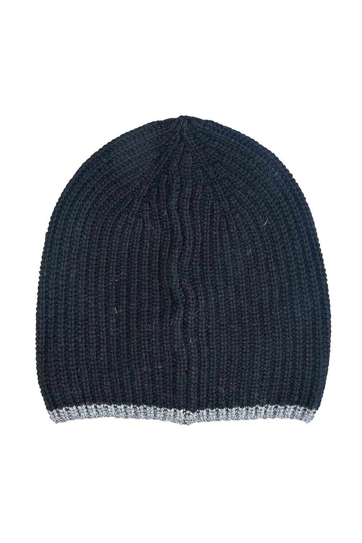 00344260a8cf9d ARMANI JEANS AJ NEU HERREN Mütze mit Schal blau schwarz grau men scarf  Halstuch Tuch Hut: Amazon.de: Bekleidung