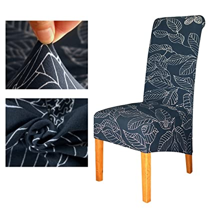 Chair Cover XL Size Long Back Europe Style Seat Universal Resterant Hotel  Party Banquet Slipcpvers Home