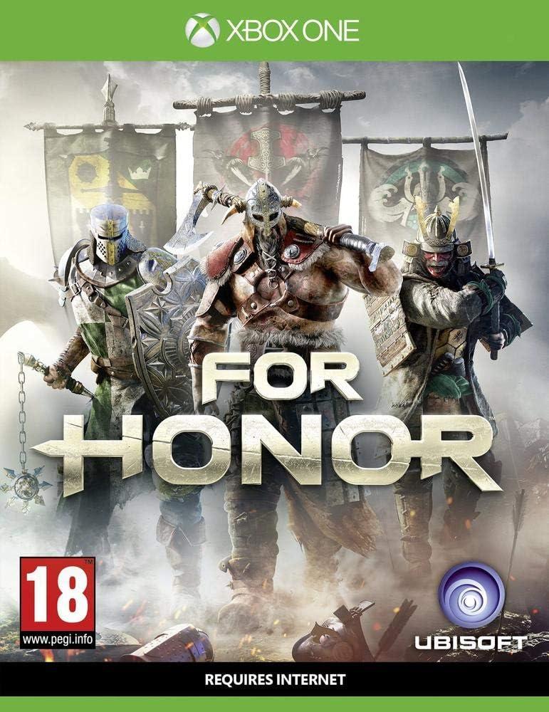 UBI Soft For Honor Xbox One: Amazon.es: Electrónica